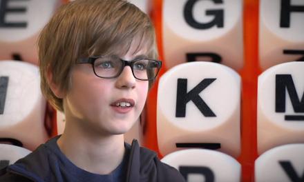 Venlo: Tijn staat sterk mét dyslexie!