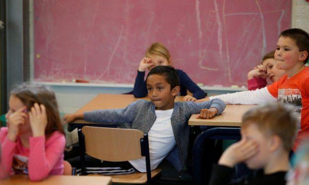Een hele klas vol leerlingen met dyslexie : belevingsavonden Driestar Educatief