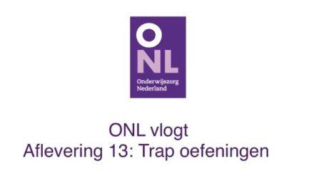 ONL Vlog 13: Trap oefeningen