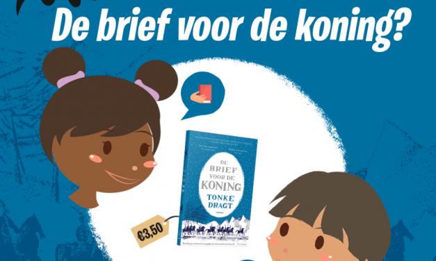 'De brief voor de koning' van Tonke Dragt voor 3,50 euro verkrijgbaar in de boekhandel.
